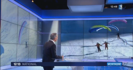 France 3 national -  JT du 15/01/2015