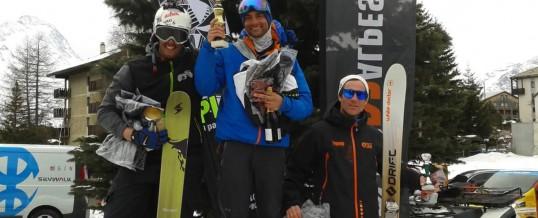 Vice champion de France 2015